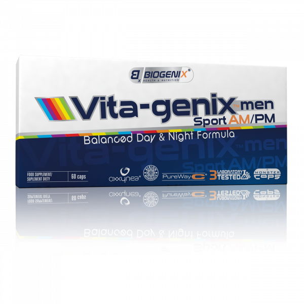 Vita-genix™ MEN Sport AM
